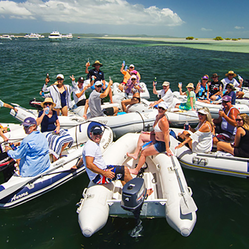 Riviera and Belize experiences events and upcoming boat shows