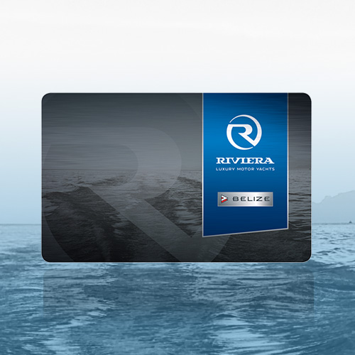 Have you got your Riviera and Belize Owner's Card?