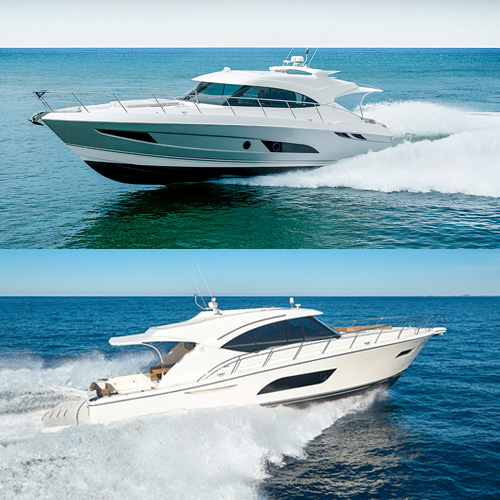 Riviera Premieres at the Miami International Boat Show - 16-20 February 2017