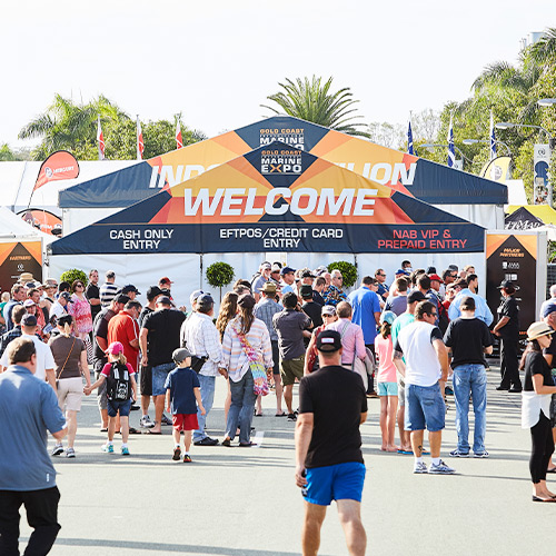 Purchase your tickets now for the Gold Coast International Boat Show & Marine Expo - 17–19 March