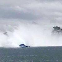 The Paynesville Formula 2 boat race