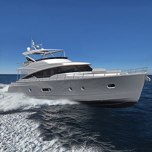 Belize commences build of versatile flagship 66 motor yacht