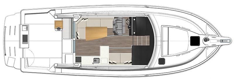 Riviera-395-SUV-Main-Deck