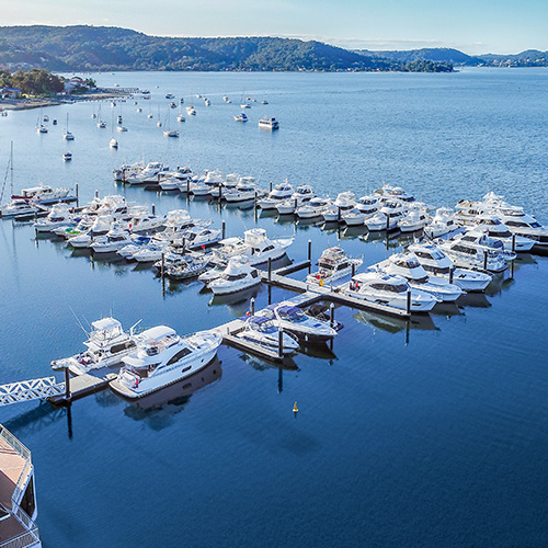 Sparkling waterways beckon for R Marine Pittwater weekend to Koolewong in Sydney's magical northern waterways
