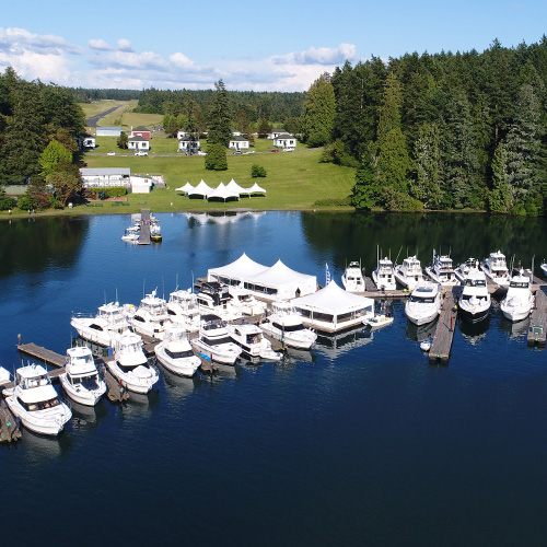 Heroes and Villains come to Roche Harbor Experience event in US Pacific Northwest