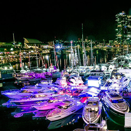 Hollywood comes to Sydney International Boat Show at Riviera Red Carpet event