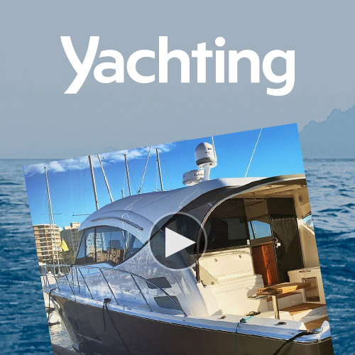 Yachting Magazine takes the helm of the Riviera 525 SUV