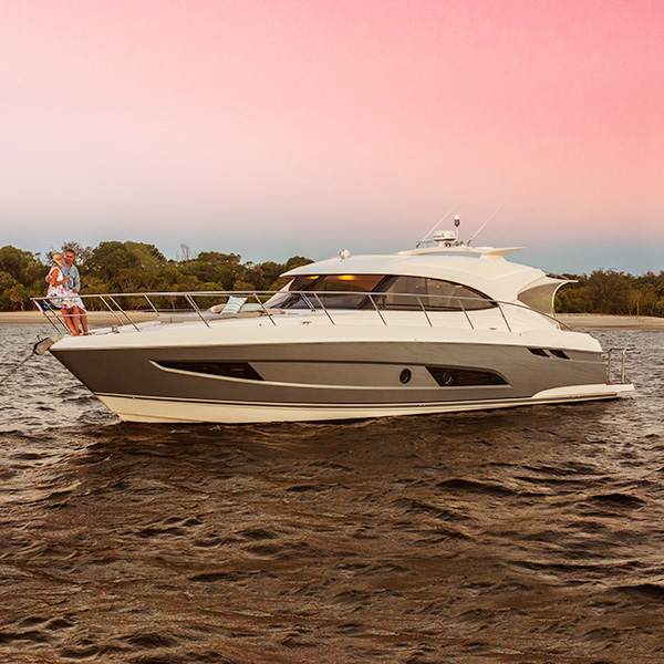 Riviera to Premiere the sophisticated 4800 Sport Yacht at United States Powerboat Show in Maryland