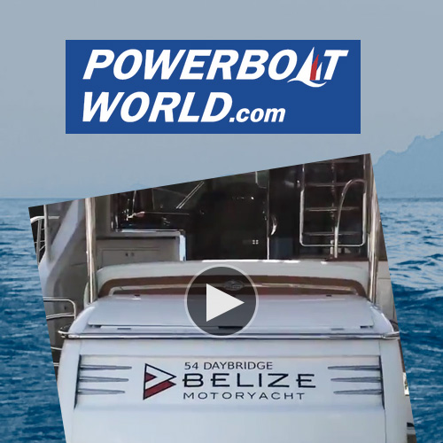 Powerboat-World.com's John Curnow tests the Belize 54 Daybridge