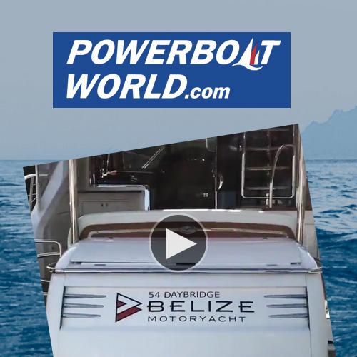 Powerboat-World.com's John Curnow tests the Belize 54 Daybridge