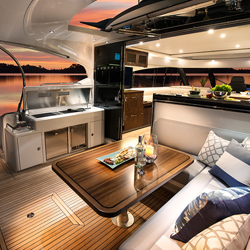 Riviera 5400 Sport Yacht makes Thailand  Premiere at inaugural Phuket Rendezvous