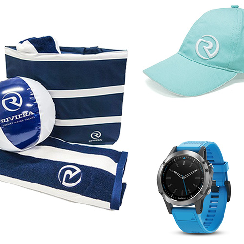 Quality accessories for your Riviera on board lifestyle