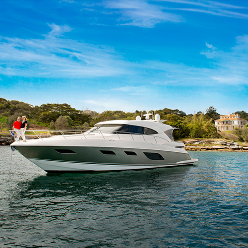 Riviera to display sophisticated 6000 Sport Yacht at the Dubai International Boat Show