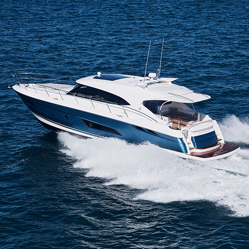 Just days to go as Riviera readies for a major display at the Miami International Boat Show