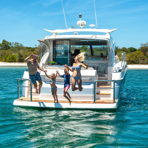 Riviera to display four superb models at the Palm Beach International Boat Show