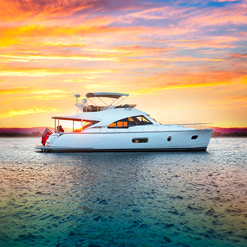 Riviera to display the classic Belize 54 Daybridge at the Taiwan International Boat Show