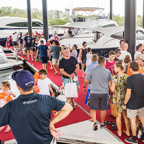 You're invited to Riviera's Ultimate Boating Event - The Festival of Fun and Learning