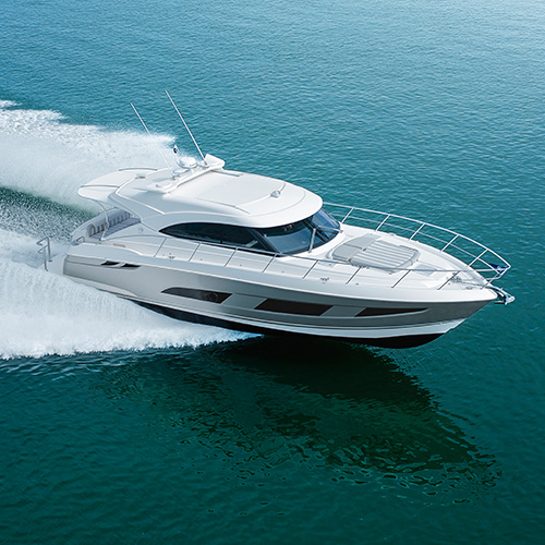 Riviera to display sophisticated 4800 Sport Yacht at Newport Boat Show