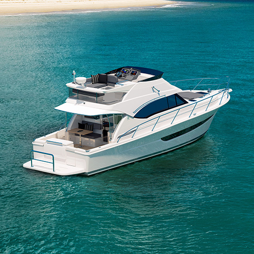Premieres for the 39 and 72 Sports Motor Yachts and 395 SUV among an 11-model showcase at Sydney International Boat Show