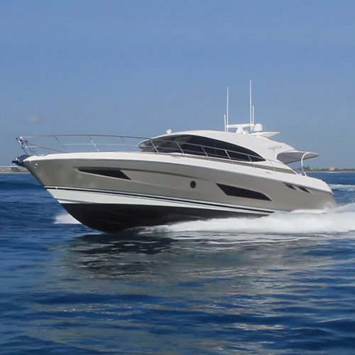 BoatTEST.com says the Riviera 5400 Sport Yacht is a