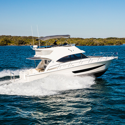 World Premiere 39 Sports Motor Yacht launched at the Sydney International Boat Show