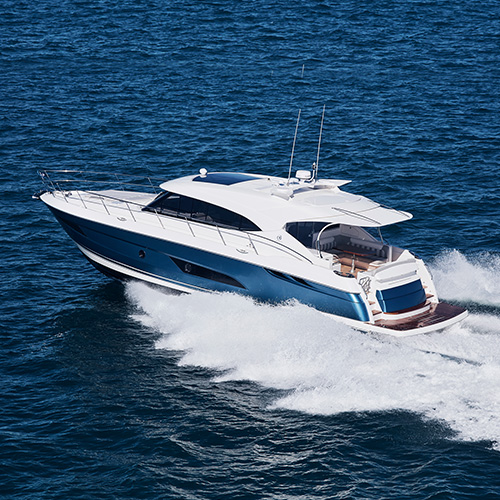 Riviera to showcase two sophisticated Sport Yachts at the Norwalk Boat Show in New England