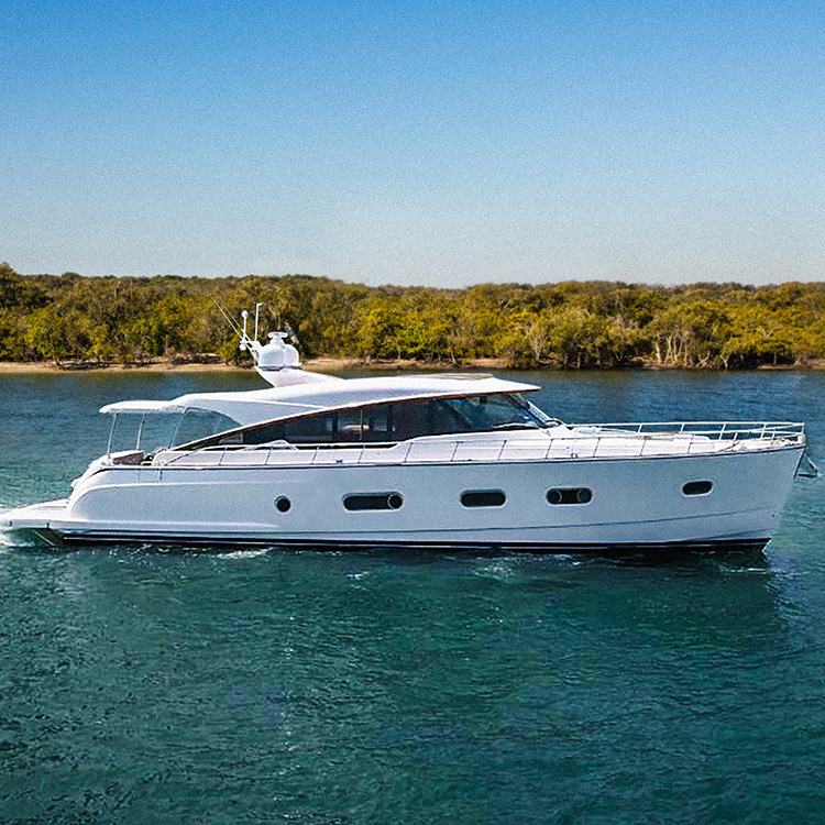 Magnificent new Belize 66 on her way to World Premiere at Fort Lauderdale International Boat Show