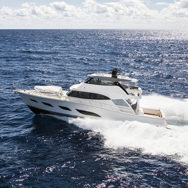 Riviera Premieres at the 2018 Fort Lauderdale International Boat Show