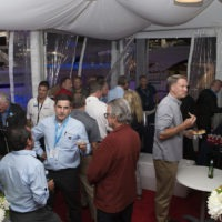 Riviera Family celebrates a Premiere at the Fort Lauderdale International Boat Show