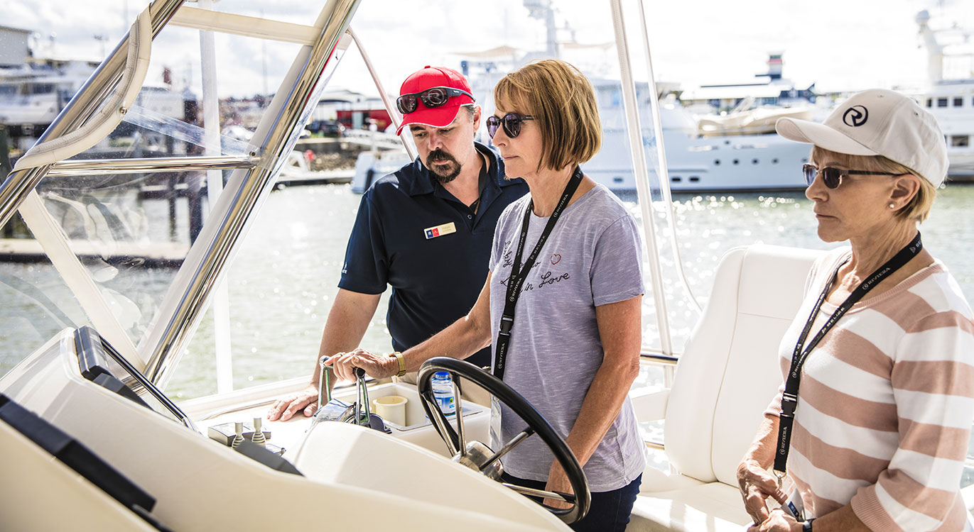 Riviera Festival of Boating 2019, May 23 to 26, pre-registration now open