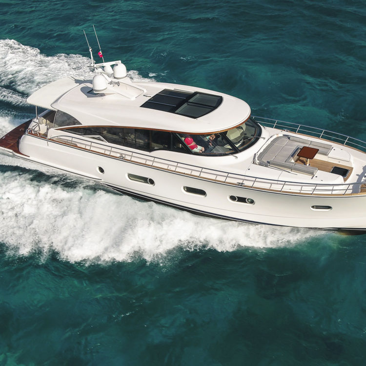 Ocean magazine says the new Belize 66 Sedan is a