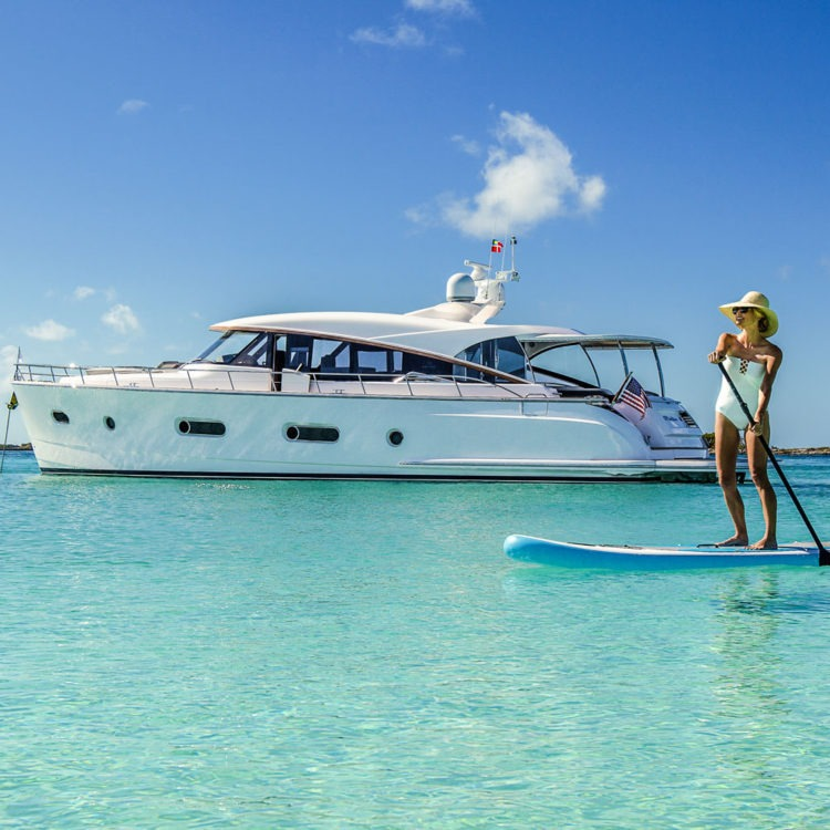 Riviera to premiere spectacular Belize 66 motor yacht and sporty 395 SUV at the Palm Beach International Boat Show