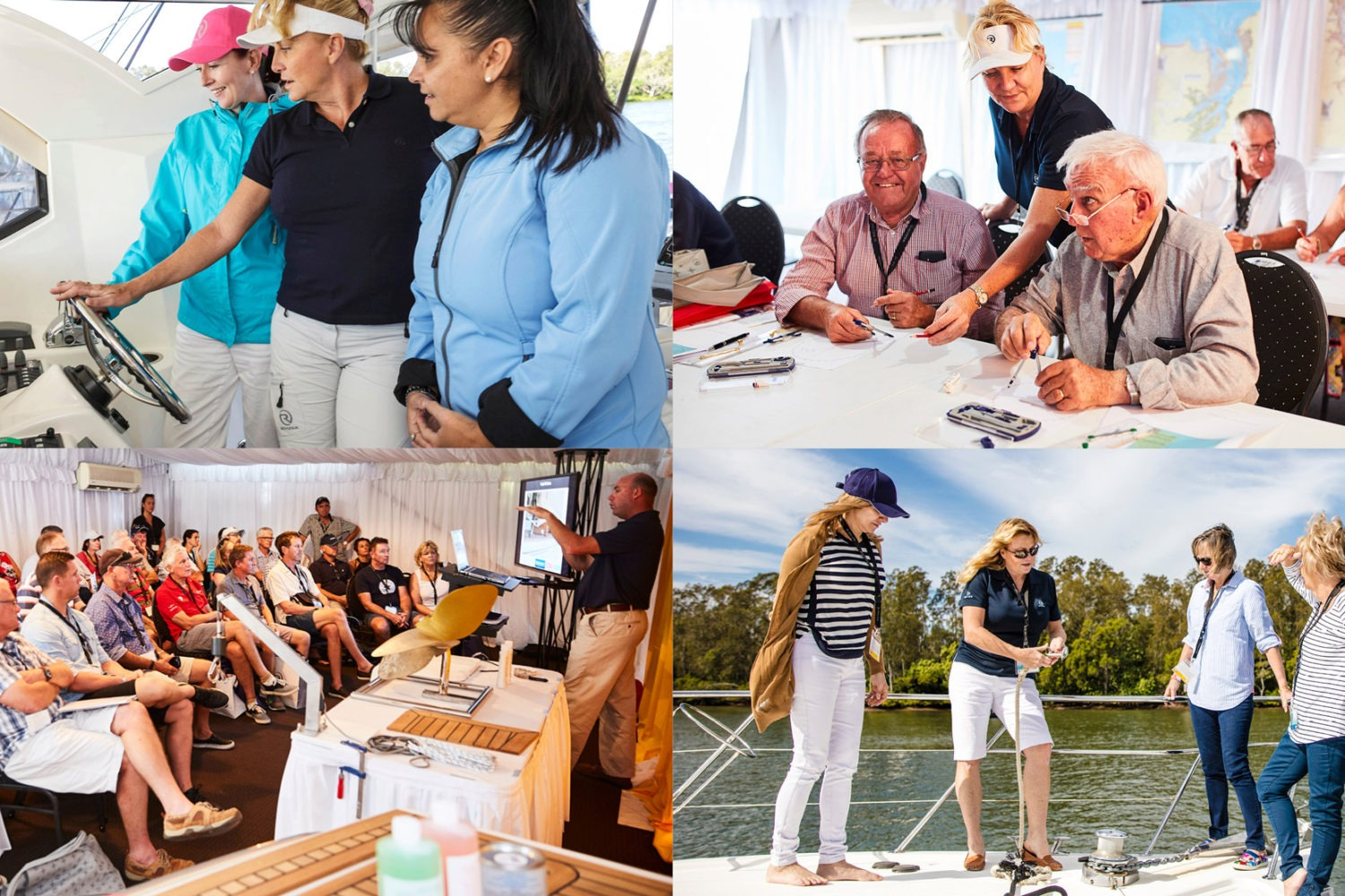 Riviera Festival of Boating 2019