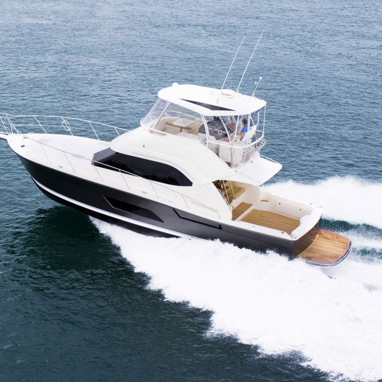 Riviera to display bluewater 43 Flybridge model at the British Columbia Boat Show in Canada on May 02 to 05