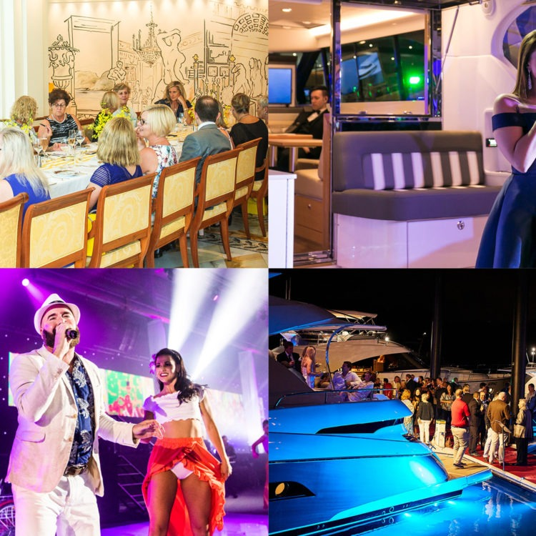 Colour and excitement at Riviera Festival of Boating to signature social events