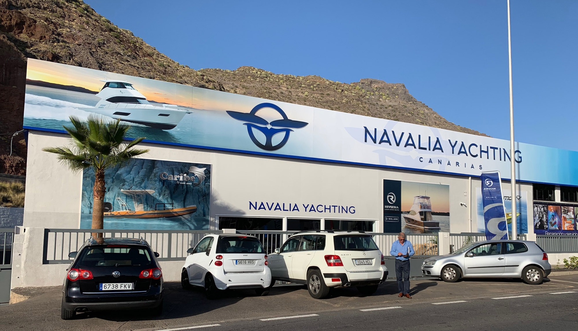 Navalia Yachting Canarias