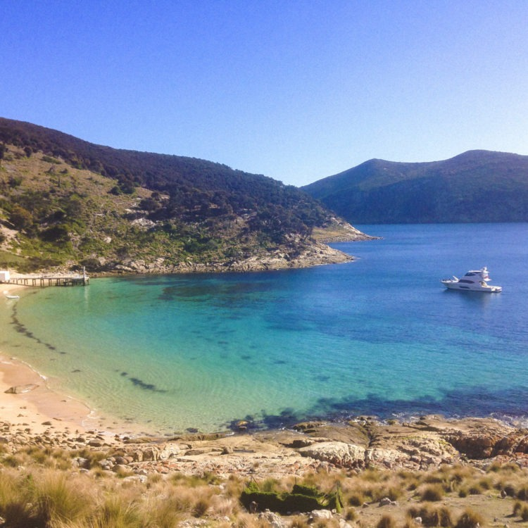 Living the Riviera Dream - David and Lis Paton - three years cruising Tasmania