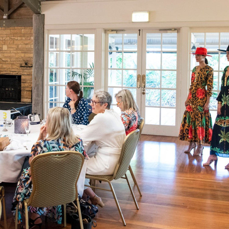 Ladies Luncheon adds more colour to the Festival of Boating