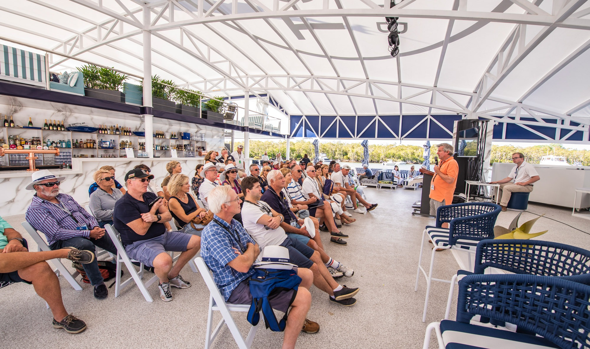 Riviera owners learn from the experts