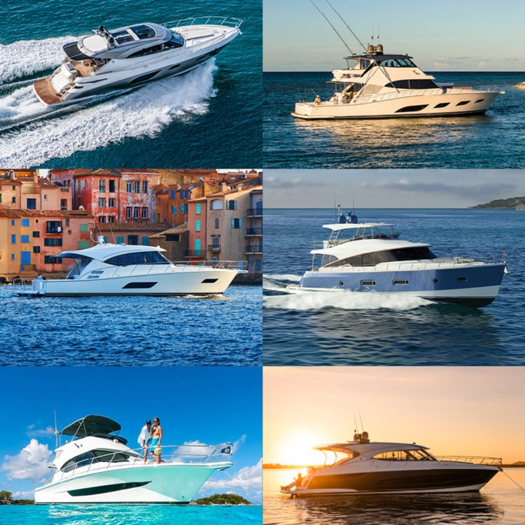 Belize 66 Daybridge world premiere at Fort Lauderdale International Boat Show as part of our largest-ever Riviera display