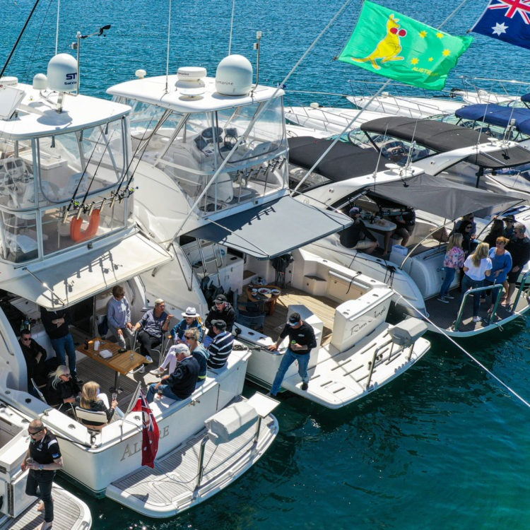 Riviera Raft-Up in Melbourne signals the opening of the boating season