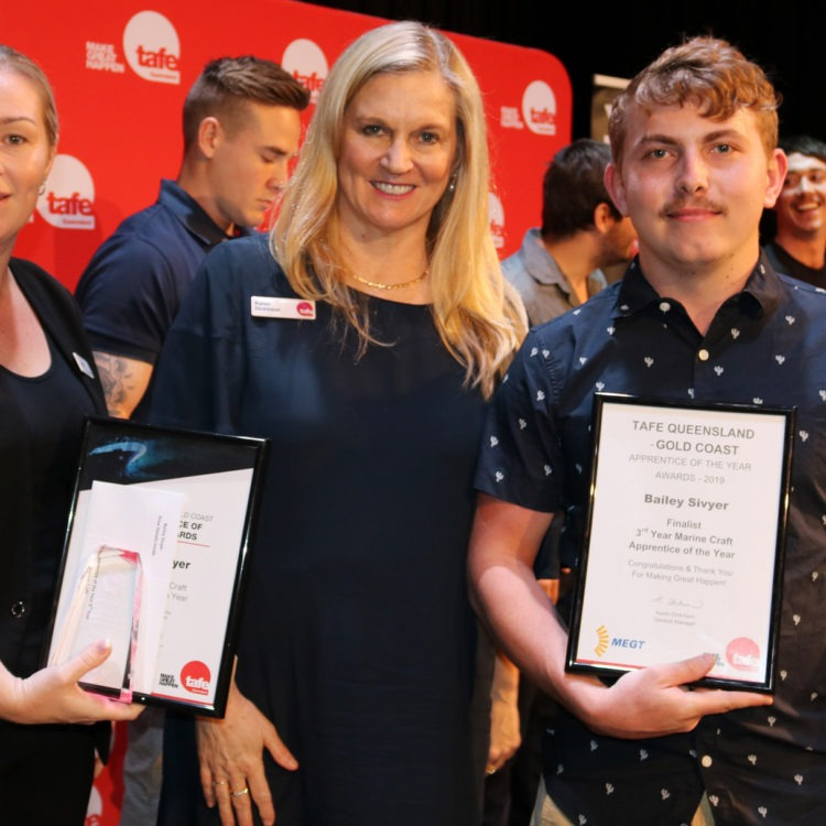 Riviera celebrates awards and gives recognition to their apprentices for 2019