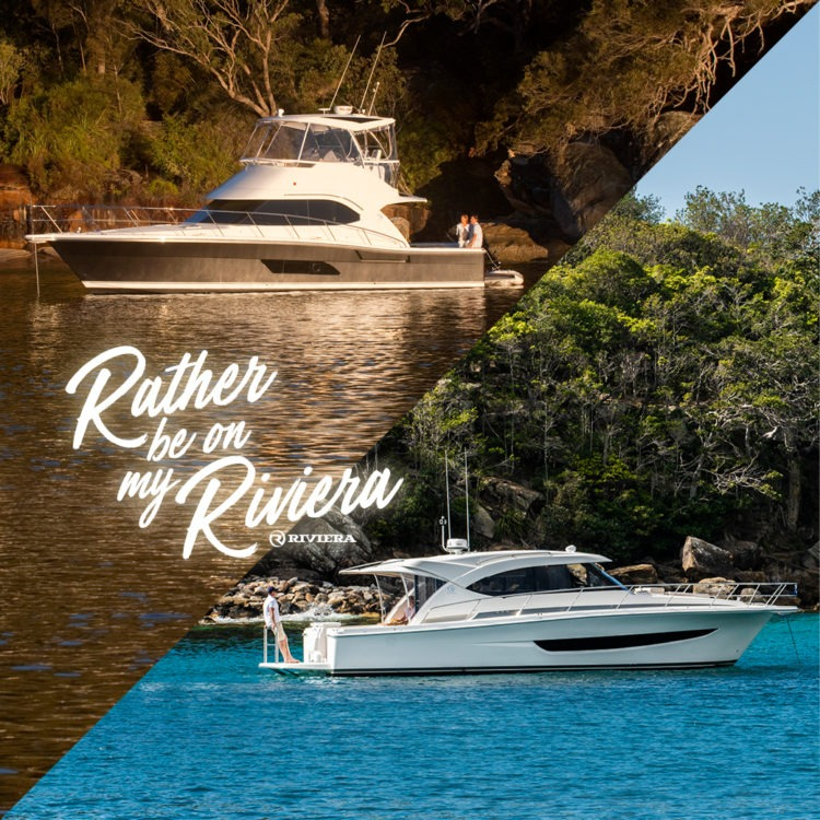 Independent experts have their say on the 43 Open Flybridge and 395 SUV models from our Riviera Boat Show collection