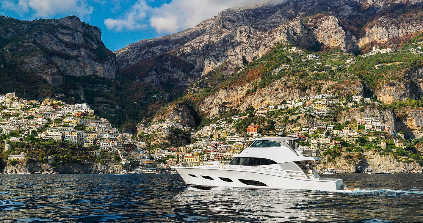 The Riviera 68 Sports Motor Yacht