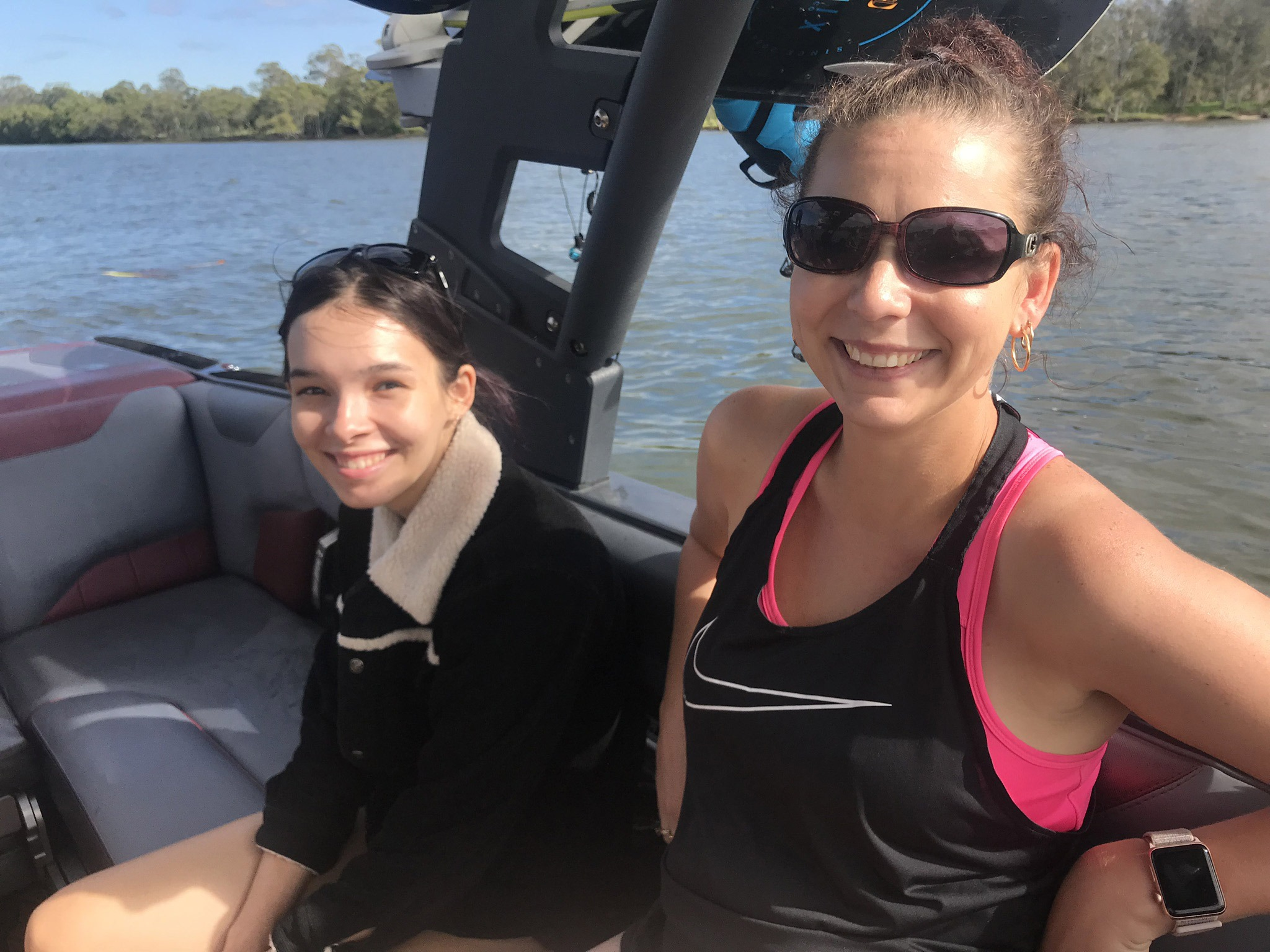 """Riviera """"Ride-A-Wake"""" rewards our outstanding apprentices"""